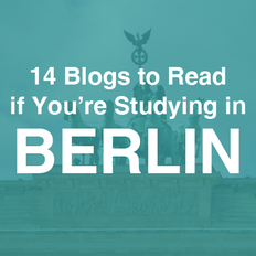 14 Berlin Blogs to Read for studying abroad in Germany