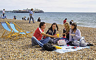 Teenagers Abroad Summer Camp in Brighton - Activities & Excursions - Learn English - English Courses