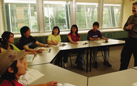 Teenagers Abroad Summer Camp - French Courses in Montreal - Learn French - Study Abroad